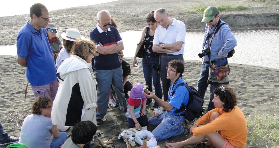 Visita guidata con il CEA sulle dune di Palidoro